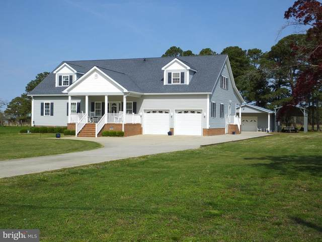 2818 Hoopers Island Road, CHURCH CREEK, MD 21622 (#MDDO123404) :: RE/MAX Coast and Country