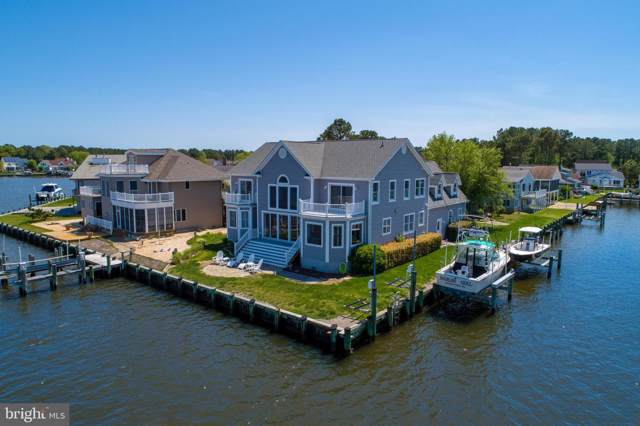 4 Clubhouse Drive, OCEAN PINES, MD 21811 (#MDWO105620) :: Barrows and Associates