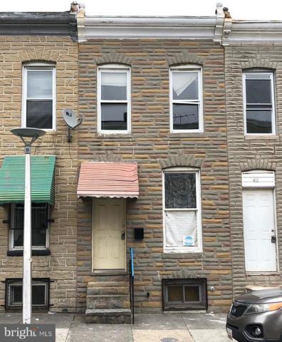 413 N Rose Street, BALTIMORE, MD 21224 (#MDBA465782) :: Advance Realty Bel Air, Inc