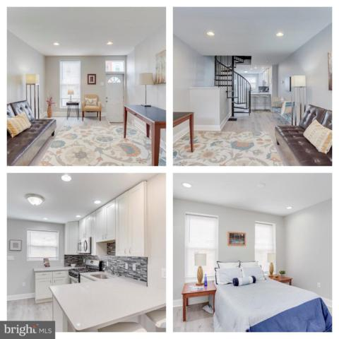124 N Rose Street, BALTIMORE, MD 21224 (#MDBA465826) :: The Miller Team