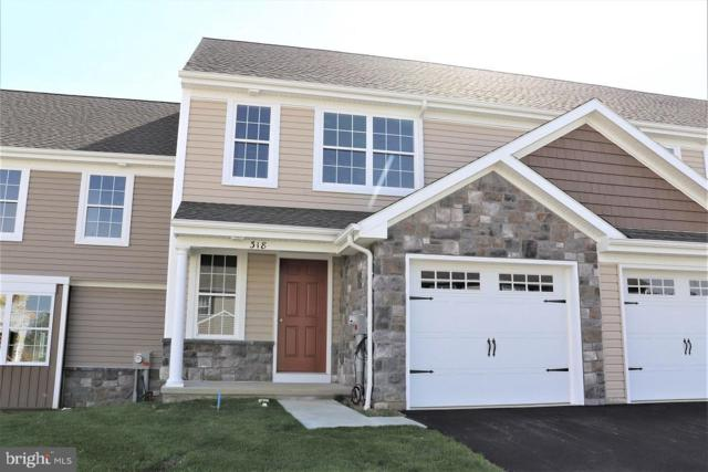 318 Cedar Hollow #89, MANHEIM, PA 17545 (#PALA131458) :: The Joy Daniels Real Estate Group