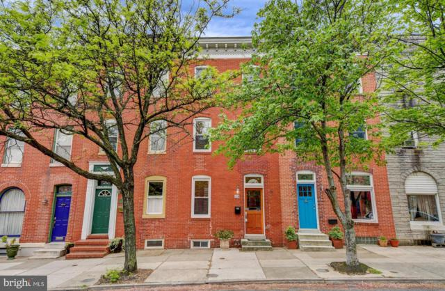 110 S Collington Avenue, BALTIMORE, MD 21231 (#MDBA466294) :: Advance Realty Bel Air, Inc