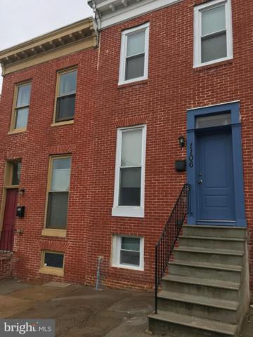 1106 N Bond Street, BALTIMORE, MD 21213 (#MDBA466324) :: Homes to Heart Group