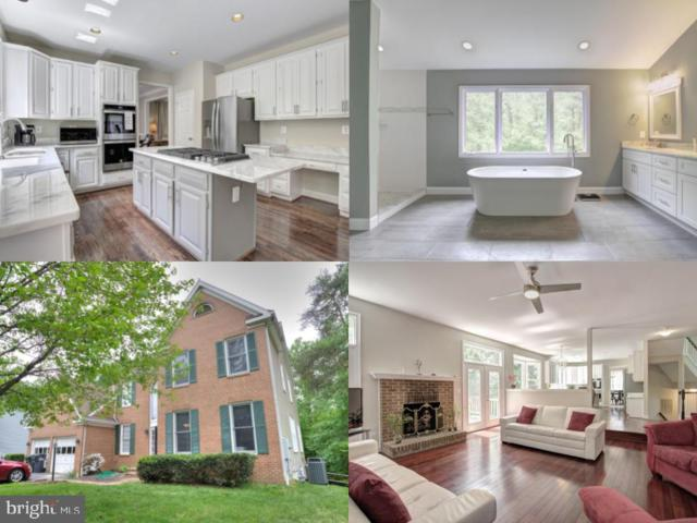 13615 Yellow Poplar Drive, CENTREVILLE, VA 20120 (#VAFX1057794) :: The Gus Anthony Team