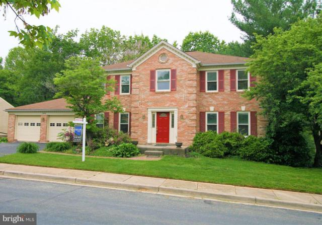 13648 Spinning Wheel Drive, GERMANTOWN, MD 20874 (#MDMC655852) :: The Miller Team