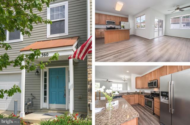 360 English Oak Lane, PRINCE FREDERICK, MD 20678 (#MDCA169122) :: ExecuHome Realty