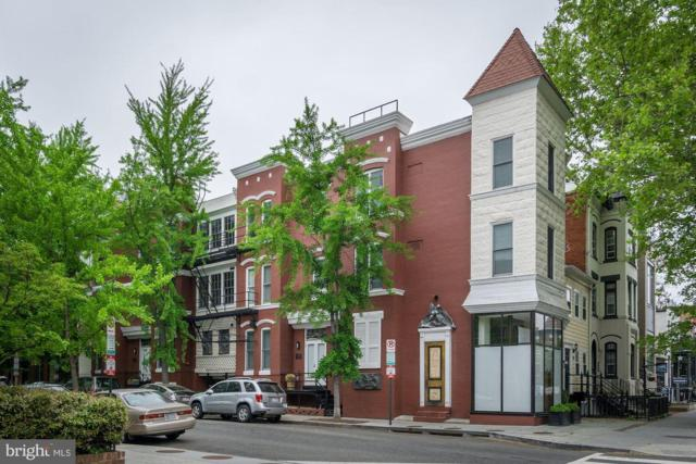 1801 Swann Street NW #301, WASHINGTON, DC 20009 (#DCDC424870) :: Shamrock Realty Group, Inc