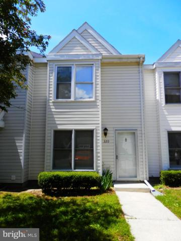 320 Jo Anns Way, SALISBURY, MD 21804 (#MDWC103144) :: RE/MAX Coast and Country