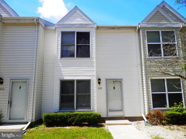 318 Jo Anns Way, SALISBURY, MD 21801 (#MDWC103156) :: Barrows and Associates