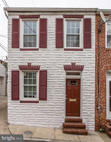 505 S Madeira Street, BALTIMORE, MD 21231 (#MDBA466888) :: Advance Realty Bel Air, Inc