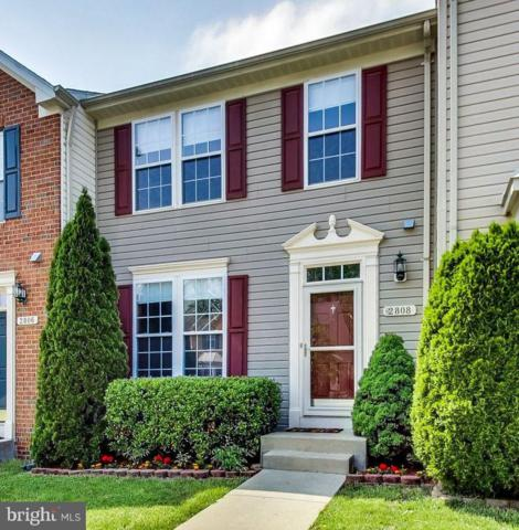 2808 Settlers View Drive, ODENTON, MD 21113 (#MDAA398336) :: Advance Realty Bel Air, Inc