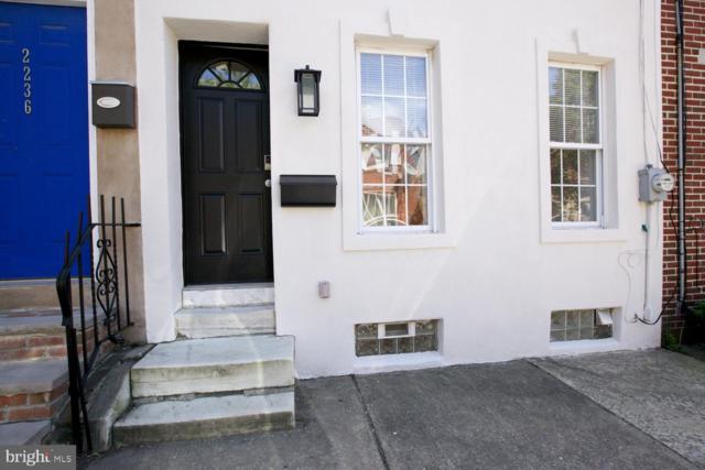 2238 Carpenter Street, PHILADELPHIA, PA 19146 (#PAPH793466) :: Shamrock Realty Group, Inc