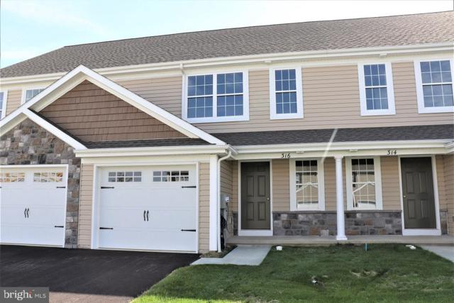 316 Cedar Hollow #90, MANHEIM, PA 17545 (#PALA131966) :: Liz Hamberger Real Estate Team of KW Keystone Realty