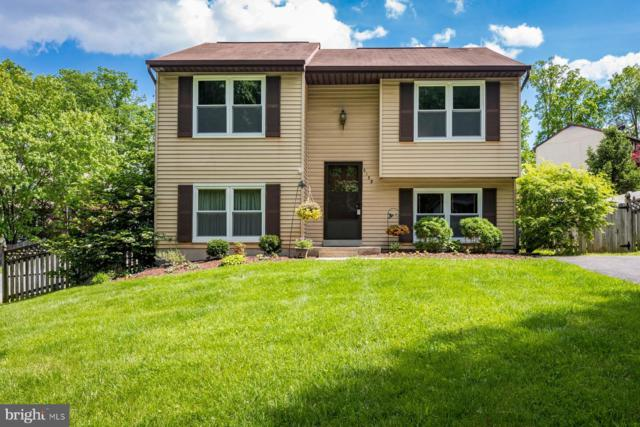 6138 Fairbourne Court, HANOVER, MD 21076 (#MDHW263132) :: The Kenita Tang Team