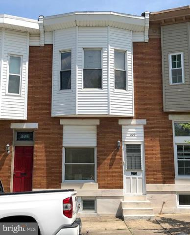 229 S Ellwood Avenue, BALTIMORE, MD 21224 (#MDBA467306) :: Advance Realty Bel Air, Inc
