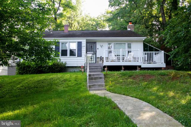 2595 Purnell Drive, BALTIMORE, MD 21207 (#MDBA467400) :: Keller Williams Pat Hiban Real Estate Group