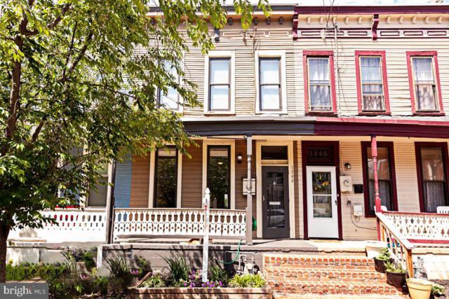 1244 U Street SE, WASHINGTON, DC 20020 (#DCDC425870) :: Eng Garcia Grant & Co.