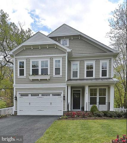515 Timber Lane, FALLS CHURCH, VA 22046 (#VAFA110336) :: Arlington Realty, Inc.
