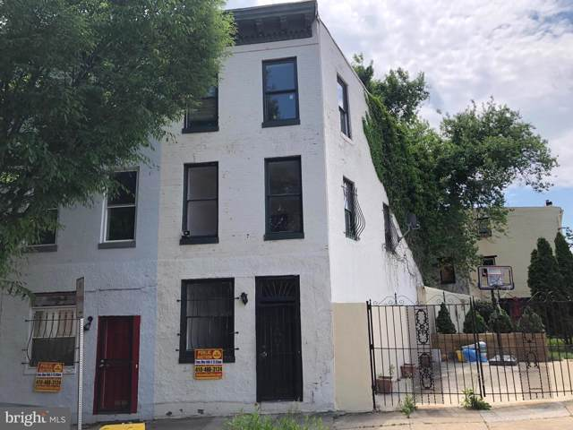 1635 Frederick Avenue, BALTIMORE, MD 21223 (#MDBA467560) :: Advance Realty Bel Air, Inc