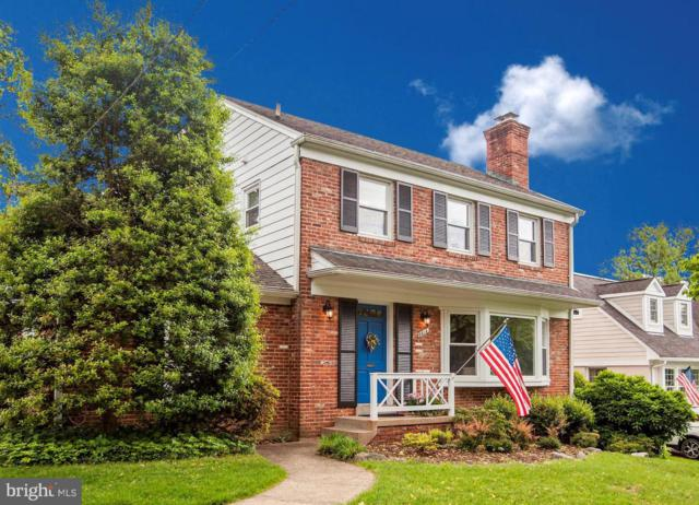 9615 Carriage Road, KENSINGTON, MD 20895 (#MDMC657390) :: The Gold Standard Group