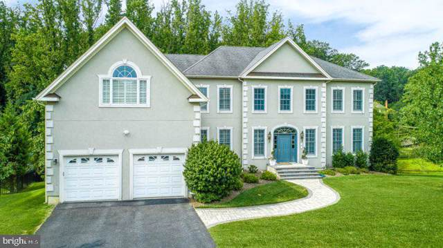 8 Yellow Barn Court, BALTIMORE, MD 21208 (#MDBC457124) :: The Gold Standard Group