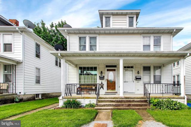 555-1/2 Mcallister Street, HANOVER, PA 17331 (#PAYK116320) :: The Heather Neidlinger Team With Berkshire Hathaway HomeServices Homesale Realty