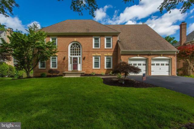 15127 Wetherburn Drive, CENTREVILLE, VA 20120 (#VAFX1060486) :: The Riffle Group of Keller Williams Select Realtors