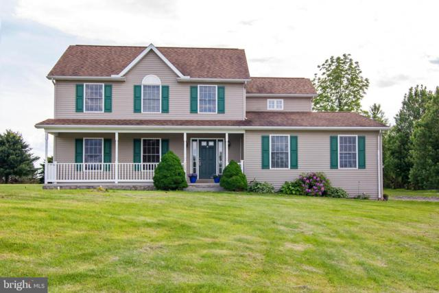 1105 Fox Run Terrace, HANOVER, PA 17331 (#PAAD106790) :: The Joy Daniels Real Estate Group