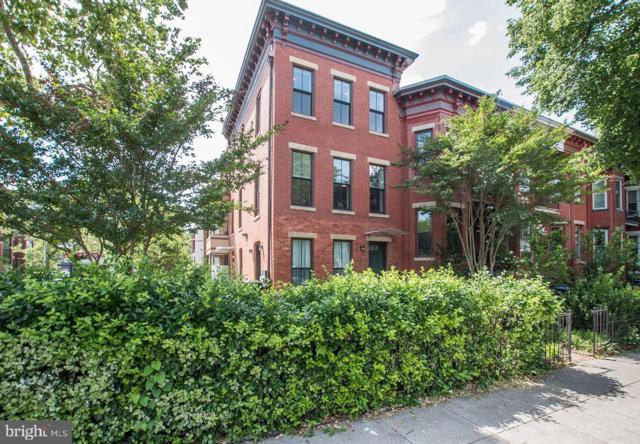 1600 8TH Street NW #2, WASHINGTON, DC 20001 (#DCDC426696) :: Crossman & Co. Real Estate