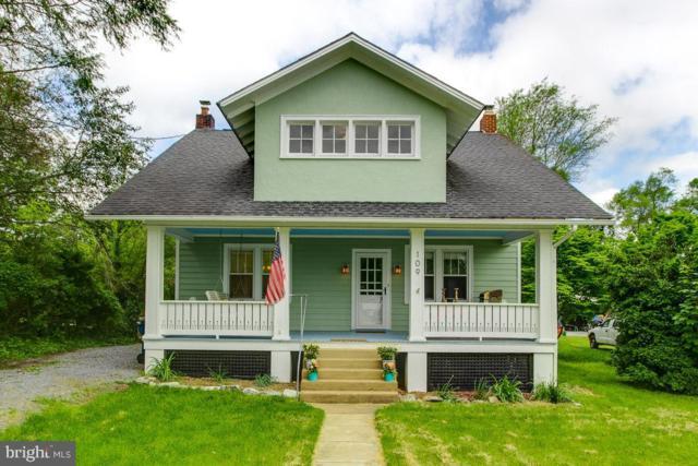 109 S Buckmarsh Street, BERRYVILLE, VA 22611 (#VACL110392) :: Blackwell Real Estate
