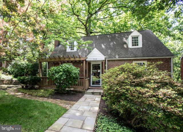 509 Margaret Drive, SILVER SPRING, MD 20910 (#MDMC658394) :: ExecuHome Realty