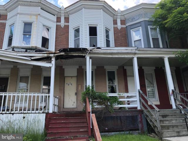 4628 Pimlico Road, BALTIMORE, MD 21215 (#MDBA468446) :: Advance Realty Bel Air, Inc