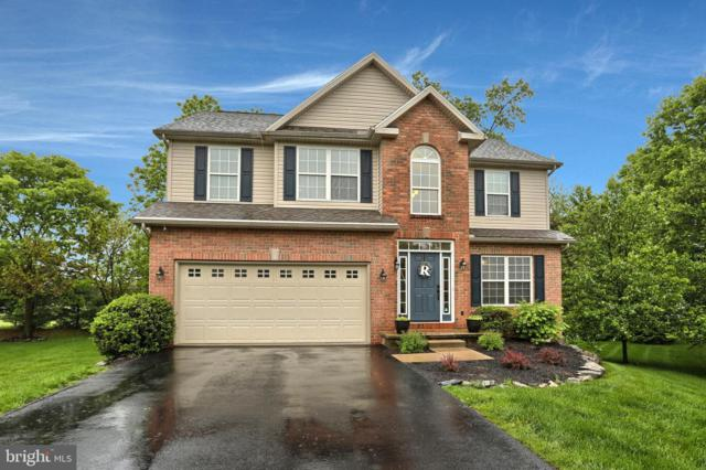23 Oak Knoll Circle, LEBANON, PA 17042 (#PALN106916) :: The Heather Neidlinger Team With Berkshire Hathaway HomeServices Homesale Realty