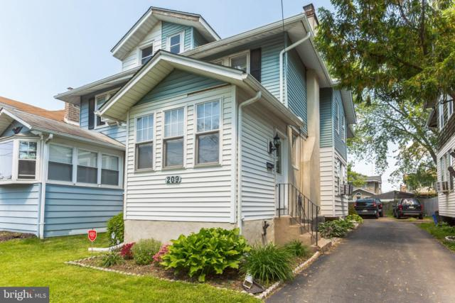 209 Trites Avenue, NORWOOD, PA 19074 (#PADE491376) :: The Dailey Group