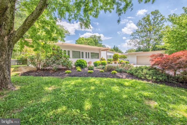 3608 Woodvalley Drive, BALTIMORE, MD 21208 (#MDBC457938) :: The Daniel Register Group