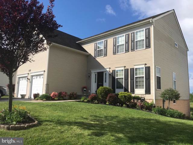 205 Station Terrace W, MARTINSBURG, WV 25403 (#WVBE167818) :: The Maryland Group of Long & Foster Real Estate
