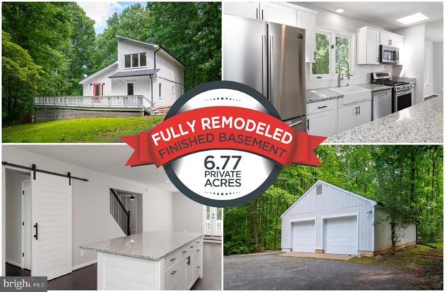 6757 Woodley Heights Drive, WARRENTON, VA 20186 (#VAFQ160270) :: Jacobs & Co. Real Estate