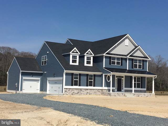 1 Spring Haven Road, MILTON, DE 19968 (#DESU140564) :: Atlantic Shores Sotheby's International Realty