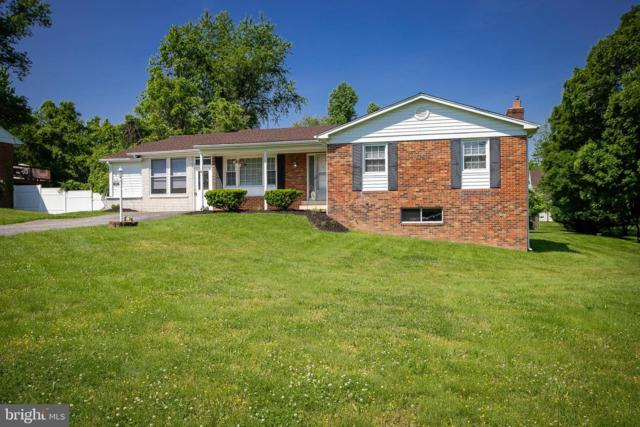 11813 Crestwood Avenue S, BRANDYWINE, MD 20613 (#MDPG528862) :: ExecuHome Realty