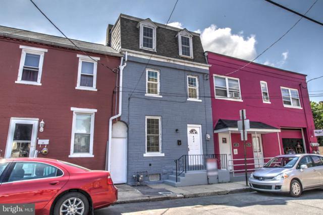 628 N Christian Street, LANCASTER, PA 17602 (#PALA132922) :: Liz Hamberger Real Estate Team of KW Keystone Realty