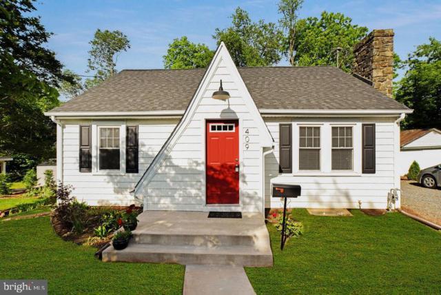 409 Clay Street, CULPEPER, VA 22701 (#VACU138438) :: The Licata Group/Keller Williams Realty