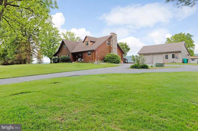 225 Brindle Drive, MERCERSBURG, PA 17236 (#PAFL165734) :: The Heather Neidlinger Team With Berkshire Hathaway HomeServices Homesale Realty