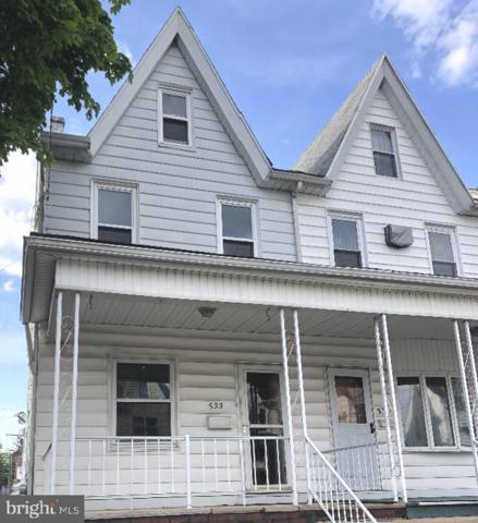 533 W Oak Street, FRACKVILLE, PA 17931 (#PASK125930) :: Ramus Realty Group