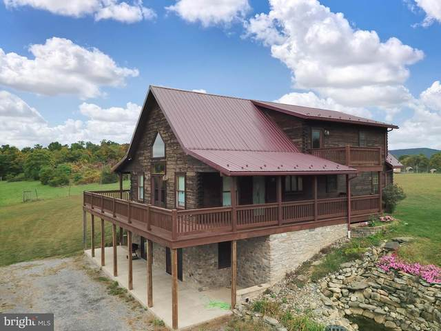 495 Promise Land Drive, MIFFLINTOWN, PA 17059 (#PAJT100286) :: CENTURY 21 Home Advisors