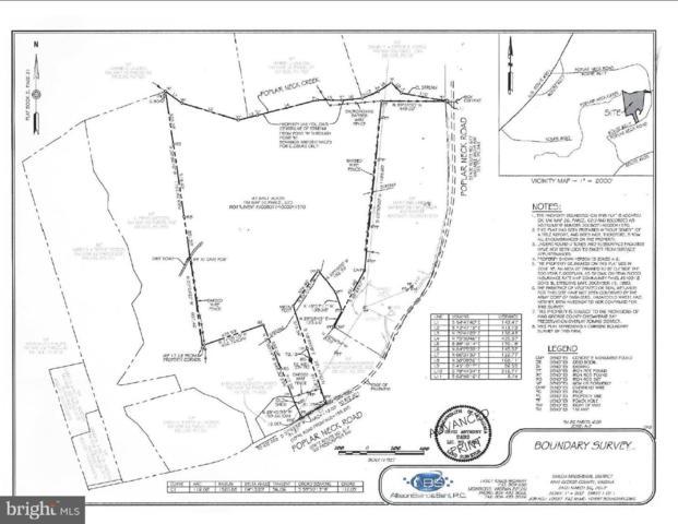 62D Poplar Neck Road Poplar Neck Road, KING GEORGE, VA 22485 (#VAKG117506) :: The Licata Group/Keller Williams Realty