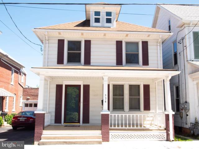534 Baer Avenue, HANOVER, PA 17331 (#PAYK117480) :: The Joy Daniels Real Estate Group