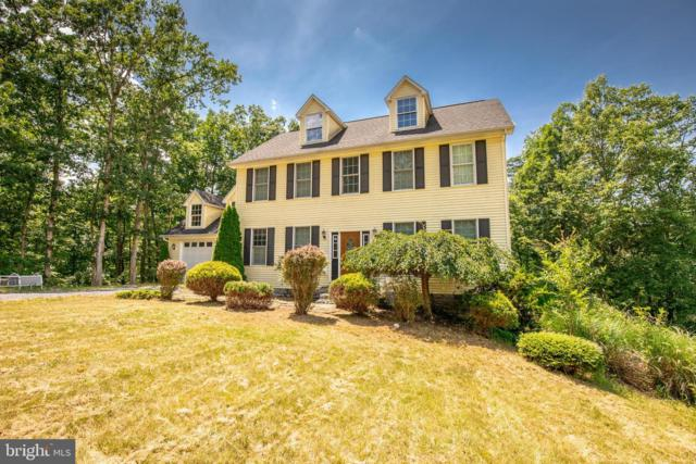 611 Coon Hollow Lane, HEDGESVILLE, WV 25427 (#WVMO115390) :: Pearson Smith Realty