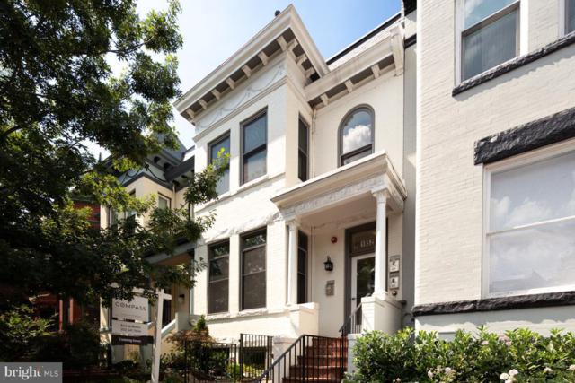 1852 3RD Street NW A, WASHINGTON, DC 20001 (#DCDC428856) :: The Miller Team