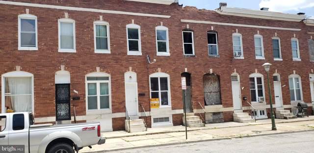 613 N Dukeland Street, BALTIMORE, MD 21216 (#MDBA470664) :: Homes to Heart Group