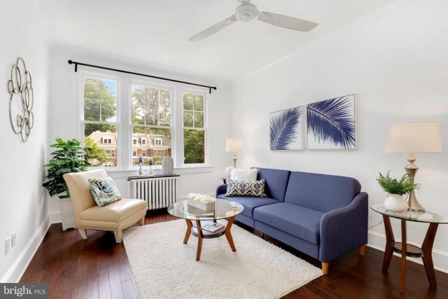 3026 Porter Street NW #301, WASHINGTON, DC 20008 (#DCDC428996) :: Bruce & Tanya and Associates